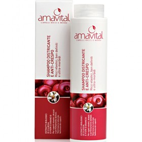 Sampon anti frizz par cret - Amavital